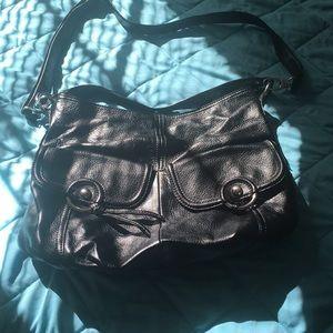 Handbags - 🎆leather like purse with pockets🎆